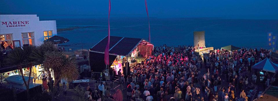 Bog Mix Festival Lyme Regis
