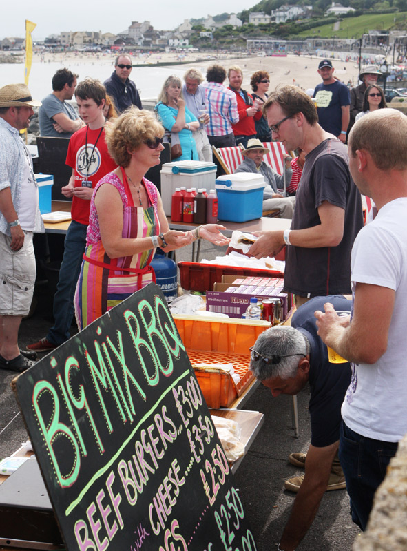 Big Mix BBQ - Lyme Regis