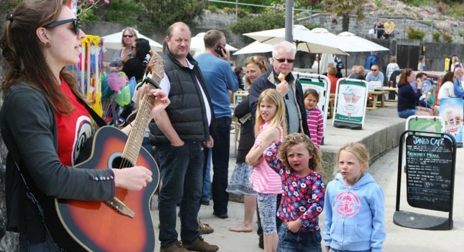 Merry Chaen - Big Mix Festival Lyme Regis
