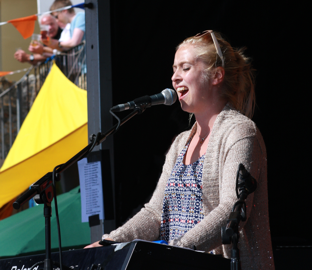 Joanna Cooke Big Mix 2015